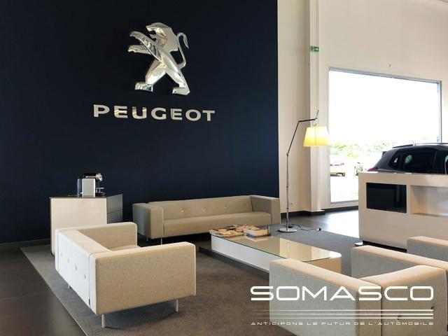Interieur Peugeot Guyane