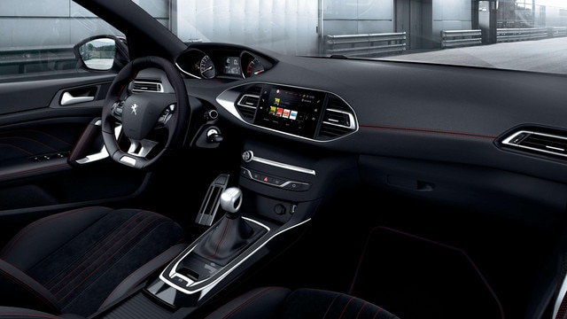 Nouvelle PEUGEOT 308 GT Line - Peugeot i-Cockpit®
