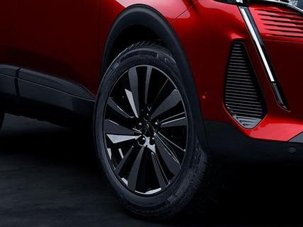 Nouveau SUV PEUGEOT 3008 – Jante aluminium « Washington » 19''