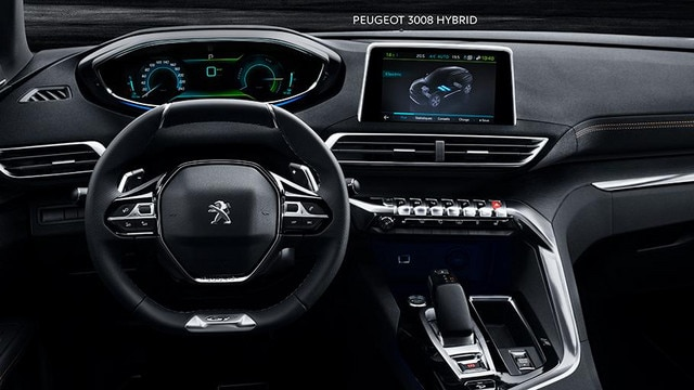 SUV PEUGEOT 3008 HYBRID - PEUGEOT i-Cockpit®