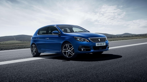 Nouvelle PEUGEOT 308 – STYLE EXPRESSIF