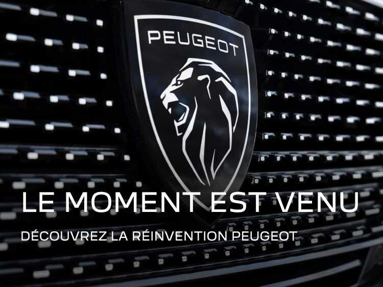 PEUGEOT - LE MOMENT EST VENU