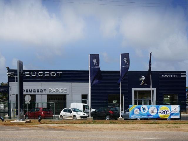 Peugeot Kourou