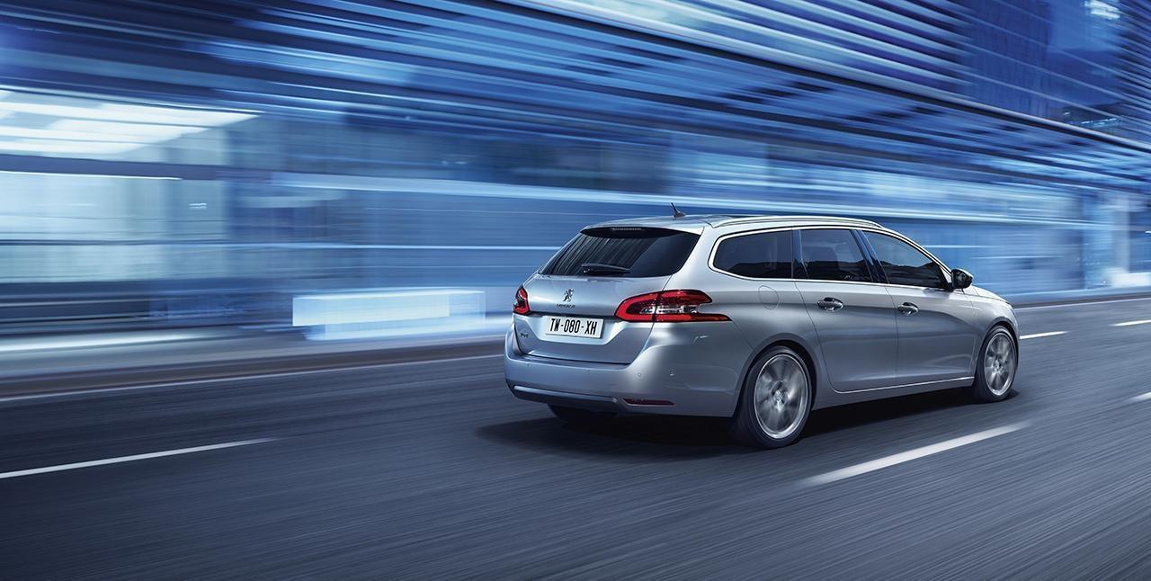 Design intérieur | Peugeot 308 SW