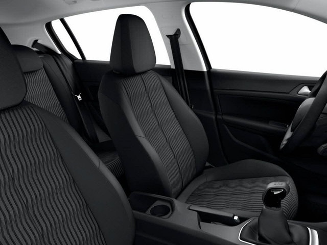 D couvrez le design int rieur de la peugeot 308 for Interieur 308